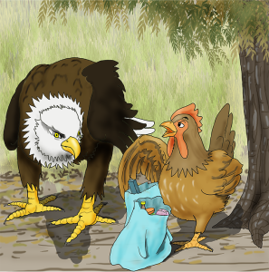 Hen & Eagle P.3